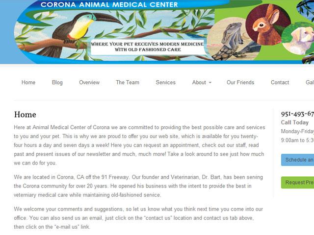 Corona Animal Medical Center