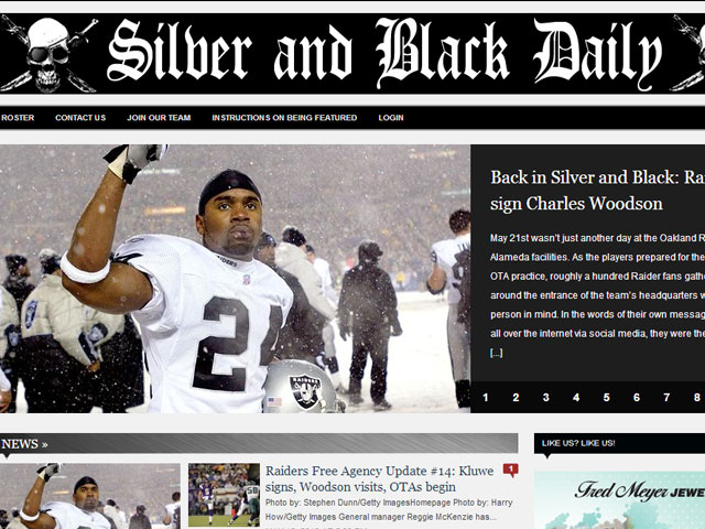 Silver and Black Daily - Raiders NFL News