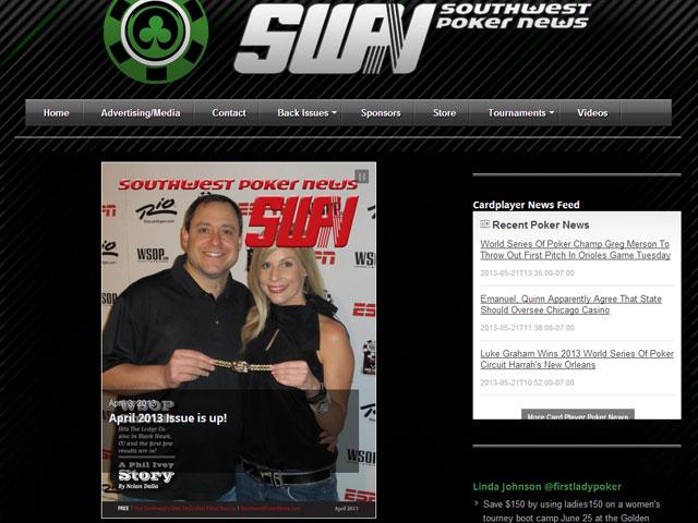 Southwest Poker News